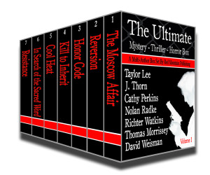 Ultimate Mystery Thriller Horror Box Set copy