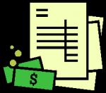 sheet-clipart-balance sheet