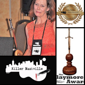 Body in the Beaver Pond wins Killer Nashville Claymore Award