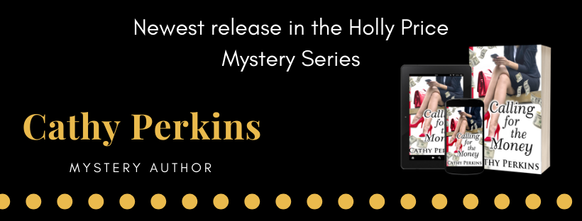 Cathy Perkins ~ Mystery Author